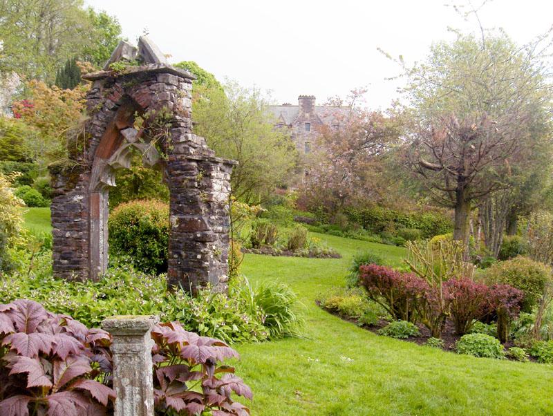 Kilbryde Castle Gardens Main 2