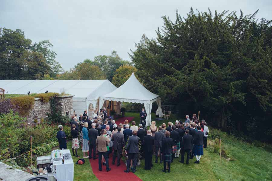 Kilbryde Castle Weddings Main Three
