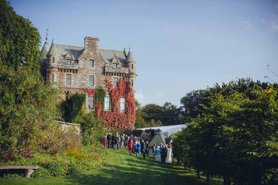 Kilbryde Castle Weddings Main One